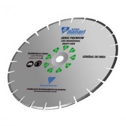 "Diamond Blade Wet Cut Universal Premium 16""/400mm"
