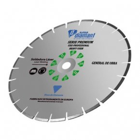 "Diamond Blade Wet Cut Universal Premium 20""/500mm"