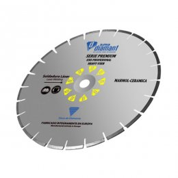 "Diamond Blade Wet Cut-Marble Premium 14""/ 350mm"