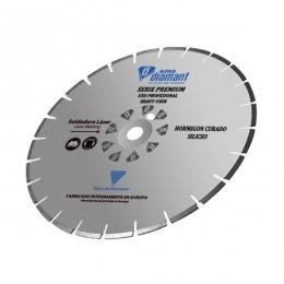 "Diamond Blade Wet Cut -Green Concrete- Premium 14""/350mm"