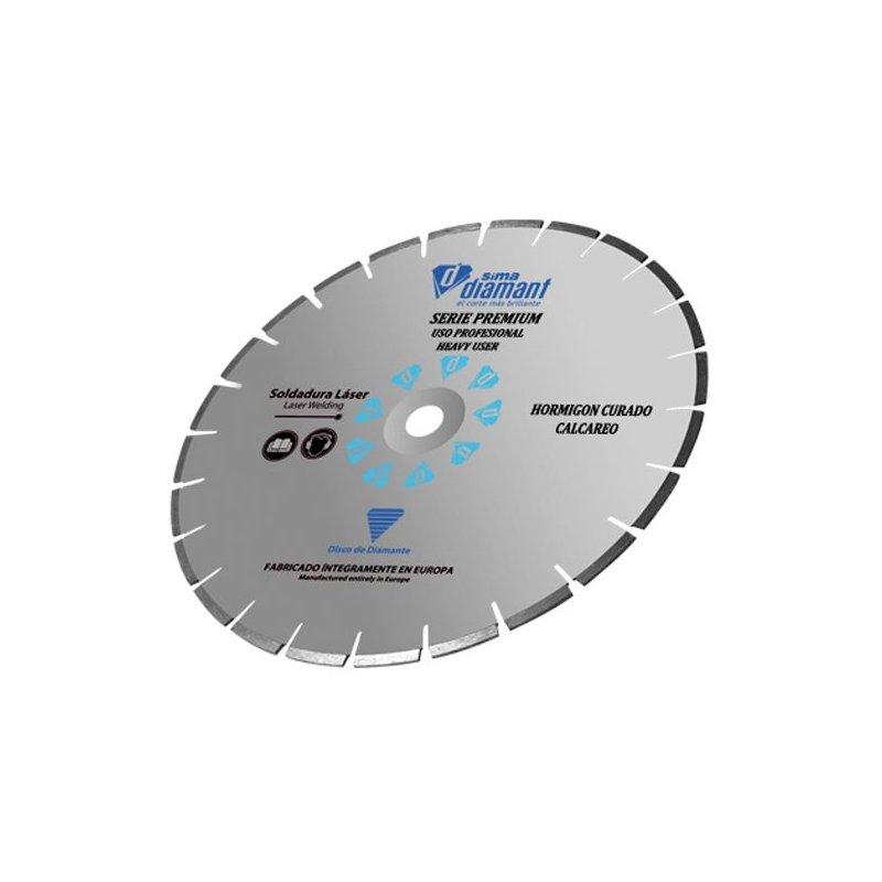 "Diamond Blade Wet Cut-Hard Concrete-Premium 12""/300mm"