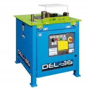 Rebar Bender 36mm Elect. 3Kw 400V DEL-36-1