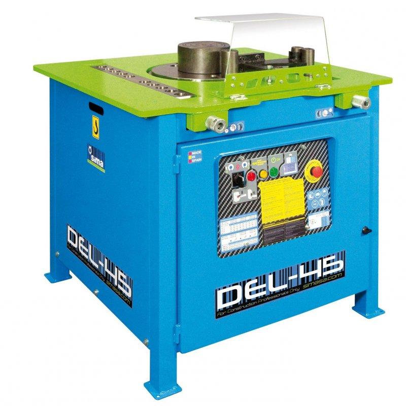 Rebar Bender 45mm Elect. 400V 3,0Kw DEL-45