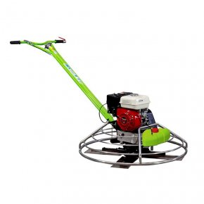 "Power Trowel 47"" HONDA Petrol 9 Hp HALCON 125-1"