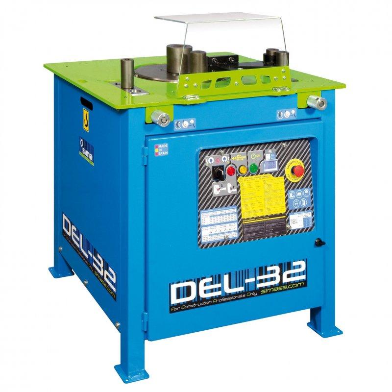 Rebar Bender 32mm Elect. 415V 2,2Kw DEL-32
