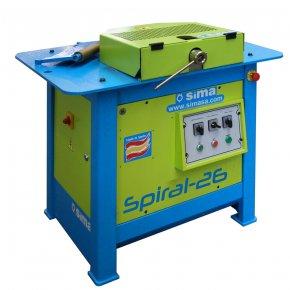 Spiral Bending Machine SPIRAL 26