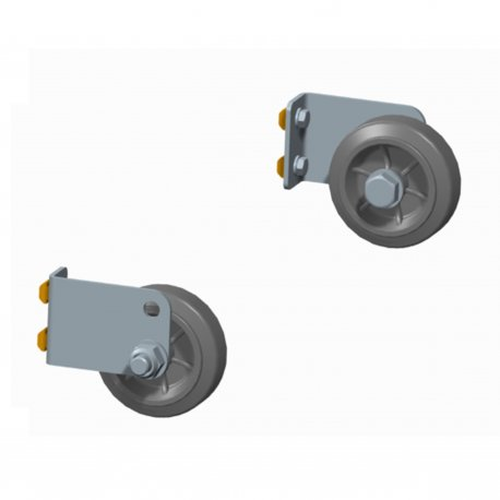 Transport Wheel Set for SIMA Mekano Masonry Saws