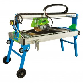 "Bridge/Slab Saw 14""110V Elect. VENUS 1500mm-4"