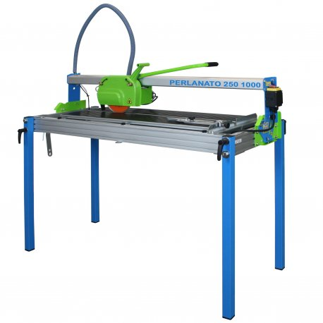 "Tile Saw Ø 10""-250mm 110V Elect. Perlanato 1000 mm-1"