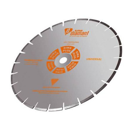 "Diamond Blade-Dry Cut-Granite 5""/125mm-1"
