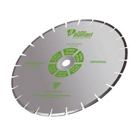 "Diamond Blade-Dry Cut-General 9""/230mm"