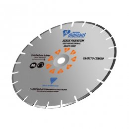 "Diamond Blade Dry Cut-Granite Premium 9""/230mm"