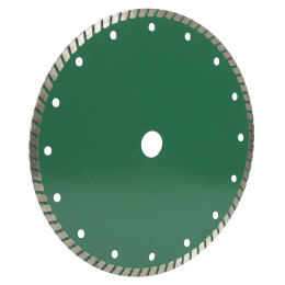 "Diamond Blade Dry Cut-Finishing 10""/250mm"