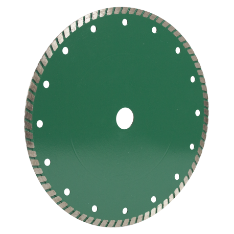 "Diamond Blade-Dry Cut-Finishing 10""/250mm"