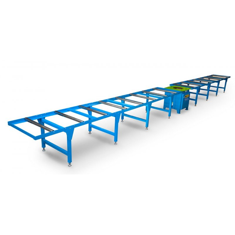 Roller supply feed for Bending