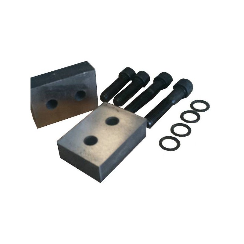 Set of spare knives for COMBI 25-32