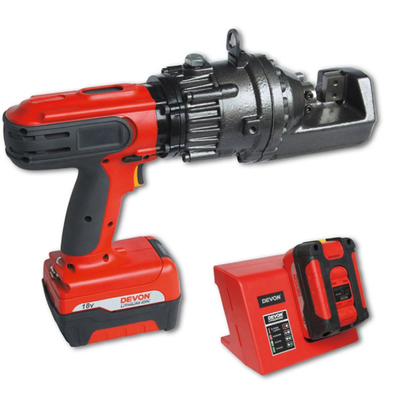 Cordeless Rebar Cutter 16mm Elect. Li-ion CX-16