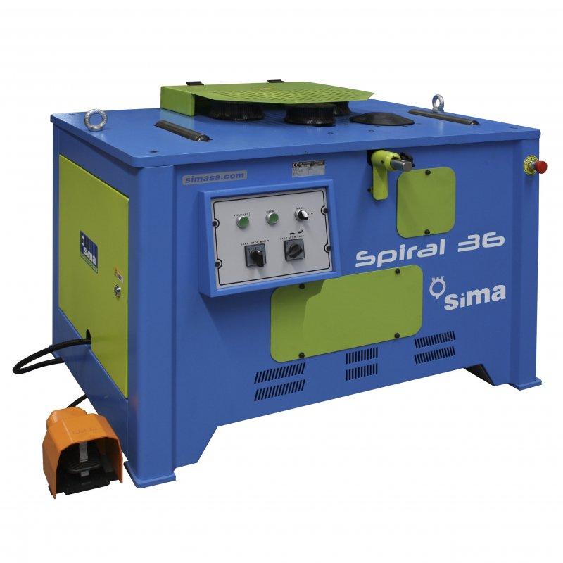 Spiral Bending Machine SPIRAL-36