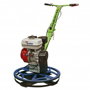 "Power Trowel 24"" Honda Petrol 4Hp HALCON 65"