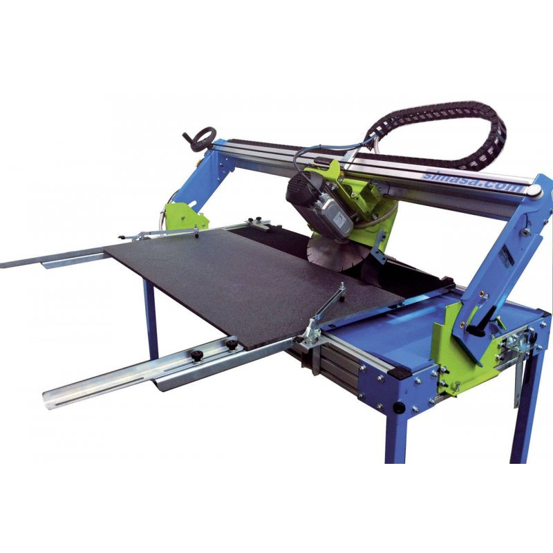 Support Guides+Fixing Brackets for SIMA Bridge Saws