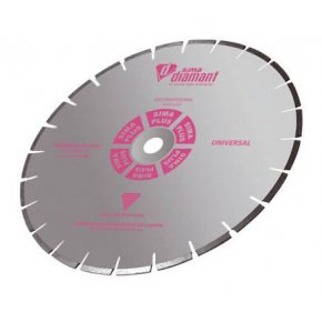 "Diamond Blade-Dry Cut-Abrasive 9,0""/230mm"