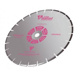 "Diamond Blade Dry Cut-Abrasive 9,0""/230mm"