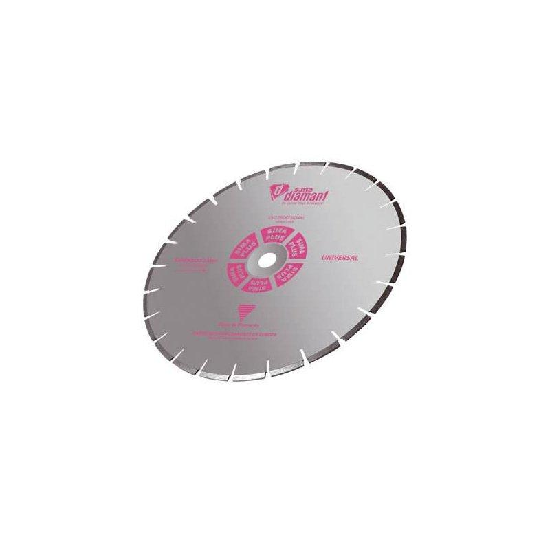 "Diamond Blade Dry Cut-Abrasive 9,0""/230mm"
