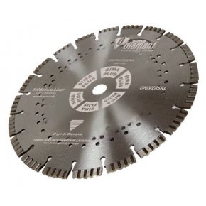 "Diamond Blade-Dry Cut-Silent 9,0""/230mm"