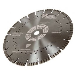 "Diamond Blade Dry Cut-Silent 9,0""/230mm"