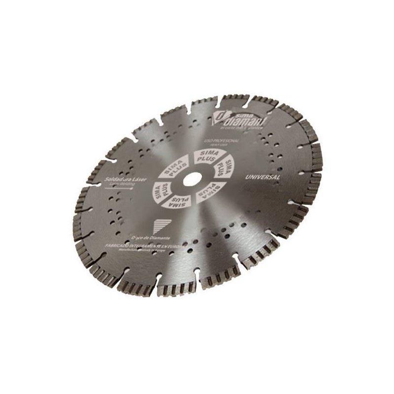 "Diamond Blade Dry Cut-Silent 9,0""/230mm"