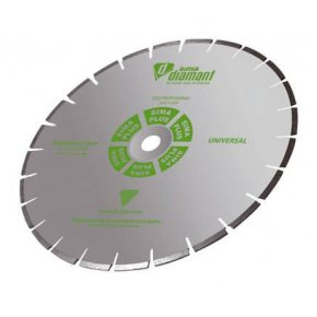 "Diamond Blade-Wet Cut-Universal 14""/350mm"