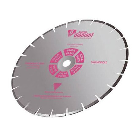 "Diamond Blade-Wet Cut-Abrasive 20""/500mm"