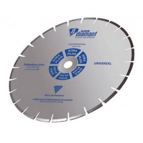 "Diamond Blade Green Concrete 27""/700mm"