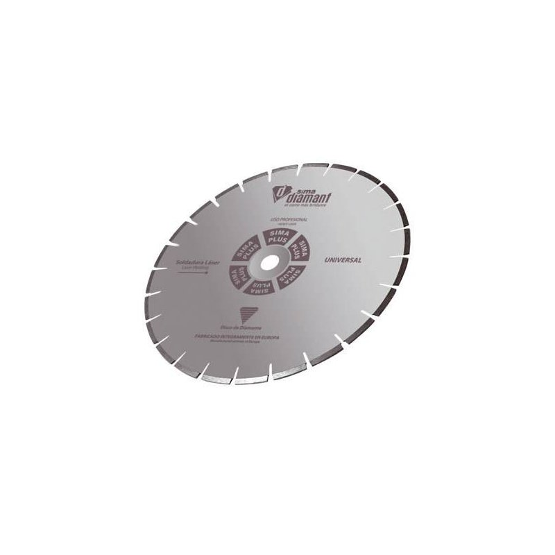 "Diamond Blade Hard Concrete 18""/450mm"