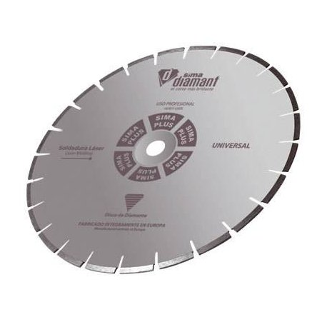 "Diamond Blade-Hard Concrete 20""/500mm"