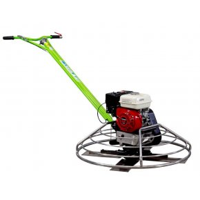 "Power Trowel 36"" Honda Petrol 5,5Hp HALCON 95-4"