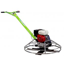 "Power Trowel 36"" Honda Petrol 5,5Hp HALCON 95"