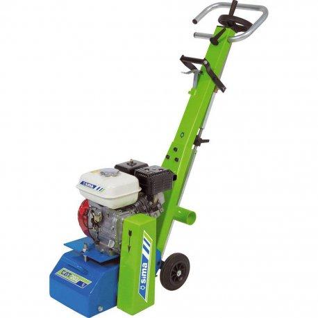 Floor Planer-Scabbler Honda Petrol 4Hp CAT 202-1