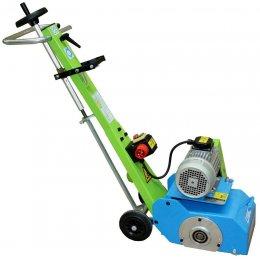 Floor Planer-Scabbler Elect. 415V 2,2Kw CAT 202