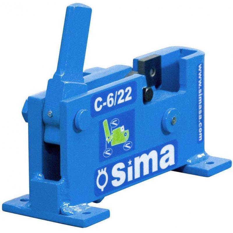 Manual Steel Cutter-Shear 22mm C-6 / 22
