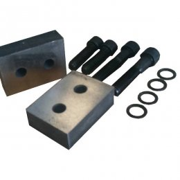 Set of spare knives for CEL 45 55