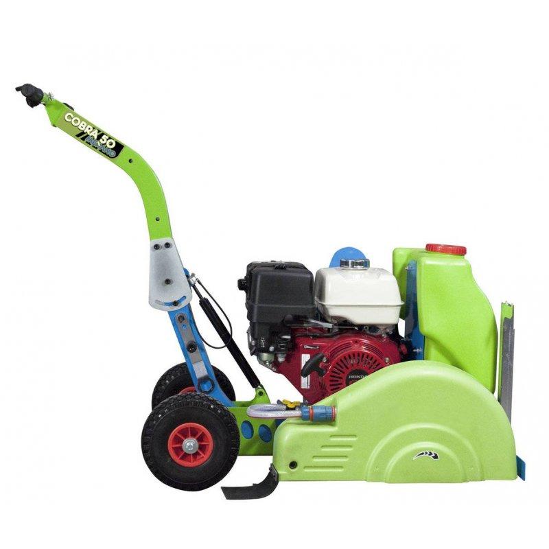 """Floor Saw 20"""" Honda-Petrol CYC-13Hp COBRA 50 MK"""