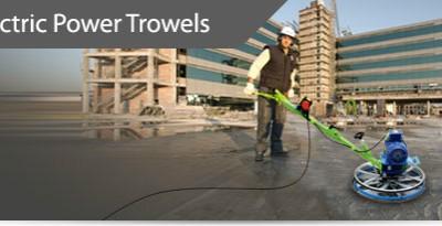 Power-Trowels