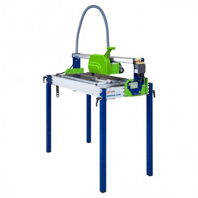 What size tile saw do I need to rent?