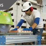 Brick cutting saw: which saw for cutting bricks should you choose?